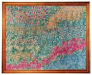Large Tapestries - Textiles - 38 by Mildred Thibodeaux