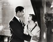 Ecromance Prints - Silent Film Still: Couples Print by Granger