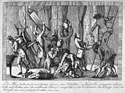 French Revolution Prints - French Revolution, 1789 Print by Granger