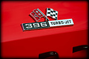 396 Prints - 396 Turbo-Jet Print by Ricky Barnard