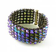 Featured Jewelry - 3Fine Design Legacy Cuff by Tracy Behrends