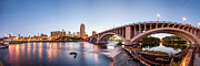 Agronomy Photos - 3rd Avenue Bridge 10 by Josh Whalen