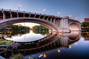 Agronomy Photos - 3rd Avenue Bridge Five by Josh Whalen