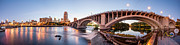 Agronomy Framed Prints - 3rd Avenue Bridge Nine Framed Print by Josh Whalen