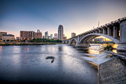 Agronomy Photos - 3rd Avenue Bridge Two by Josh Whalen
