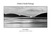 Signed Photo Framed Prints - Alaskas Inside Passage Framed Print by William Jones