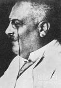 Alois Alzheimer, German Neuropathologist Print by Science Source
