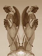 Blend Photos - Angels by Michele Caporaso