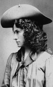 Photo . Portrait Posters - Annie Oakley (1860-1926) Poster by Granger