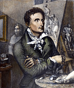 Antonio Canova (1757-1822) Print by Granger