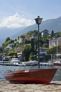 Glamorous Photo Prints - Ascona - Ticino Print by Joana Kruse