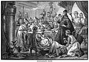 Belshazzar Photo Prints - Belshazzars Feast Print by Granger