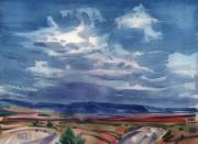 New Mexico Originals - Big Sky New Mexico by Donald Maier