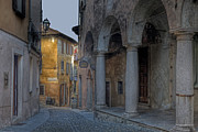 Italian Window Prints - Cannobio - Italy Print by Joana Kruse