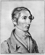Cravat Photo Posters - CARL MARIA von WEBER Poster by Granger
