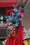Parades Prints - Chinese New Year NYC 4705 Print by Mark Gilman