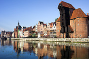 Sights Art - City of Gdansk by Artur Bogacki