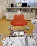 Healthcare-and-medicine Art - Dentists Surgery. Dental Treatment by Jaak Nilson