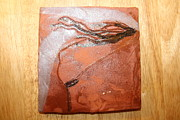 Africa Ceramics Ceramics - Dreams - tile by Gloria Ssali