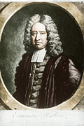 Chart On Trade Winds Framed Prints - Edmond Halley, English Polymath Framed Print by Science Source