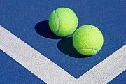 Tennis Photo Metal Prints - Florida Gold Coast Resort Tennis Club Metal Print by ELITE IMAGE photography By Chad McDermott
