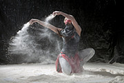 People Photos - Flour Dancer Series by Cindy Singleton