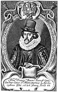 Francis Photo Prints - Francis Bacon (1561-1626) Print by Granger