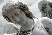 Angelic Sculptures - Grieving Angel by Yurix Sardinelly