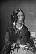 Harriet Posters - Harriet Beecher Stowe, American Poster by Photo Researchers