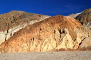 Scenic Drive Prints - Harsh landscape of Death Valley Print by Pierre Leclerc