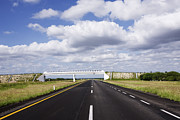 Asphalt Photos - Highway by Jeremy Woodhouse