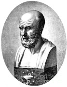 Rational Framed Prints - Hippocrates, Greek Physician, Father Framed Print by Science Source