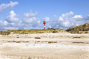 Cross Photo Metal Prints - Hoernum - Sylt Metal Print by Joana Kruse