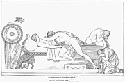 7th Century Prints - Homer: The Iliad Print by Granger