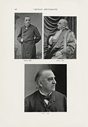 Portrait Of Old Man Framed Prints - Jean-martin Charcot, French Neurologist Framed Print by Humanities & Social Sciences Librarynew York Public Library