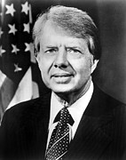 Carter Art - Jimmy Carter by Everett