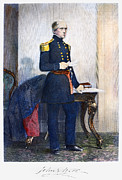 U.s Army Framed Prints - John Ellis Wool (1784-1869) Framed Print by Granger