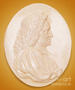 Coelestis Prints - John Flamsteed, English Astronomer Print by Science Source