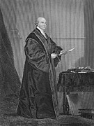 Chief Justice Art - John Jay (1745-1829) by Granger