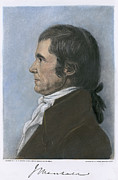 Saint Julien Prints - John Marshall (1755-1835) Print by Granger