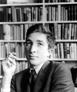 Mid-20th Framed Prints - John Updike (1932-2009) Framed Print by Granger