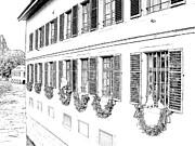 La Petite France Strasbourg France Print by Joseph Hendrix