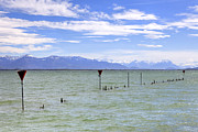 Panorama Acrylic Prints - Lake Constance Acrylic Print by Joana Kruse