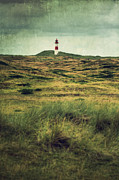 Northern Germany Posters - Lighthouse Poster by Joana Kruse