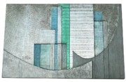 Artistic Reliefs - New York State of Mind by Barukh Shoham