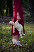 Stockings Photos - Old Doll by Joana Kruse