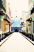 Governors Framed Prints - Old San Juan Puerto Rico Framed Print by Kim Fearheiley
