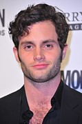 Unshaven Prints - Penn Badgley At Arrivals Print by Everett