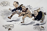 Presidential Campaign 1908 Print by Granger