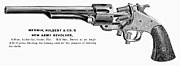 1880s Prints - REVOLVER, 19th CENTURY Print by Granger